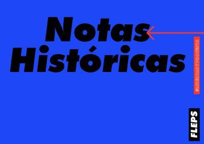 Notas Históricas