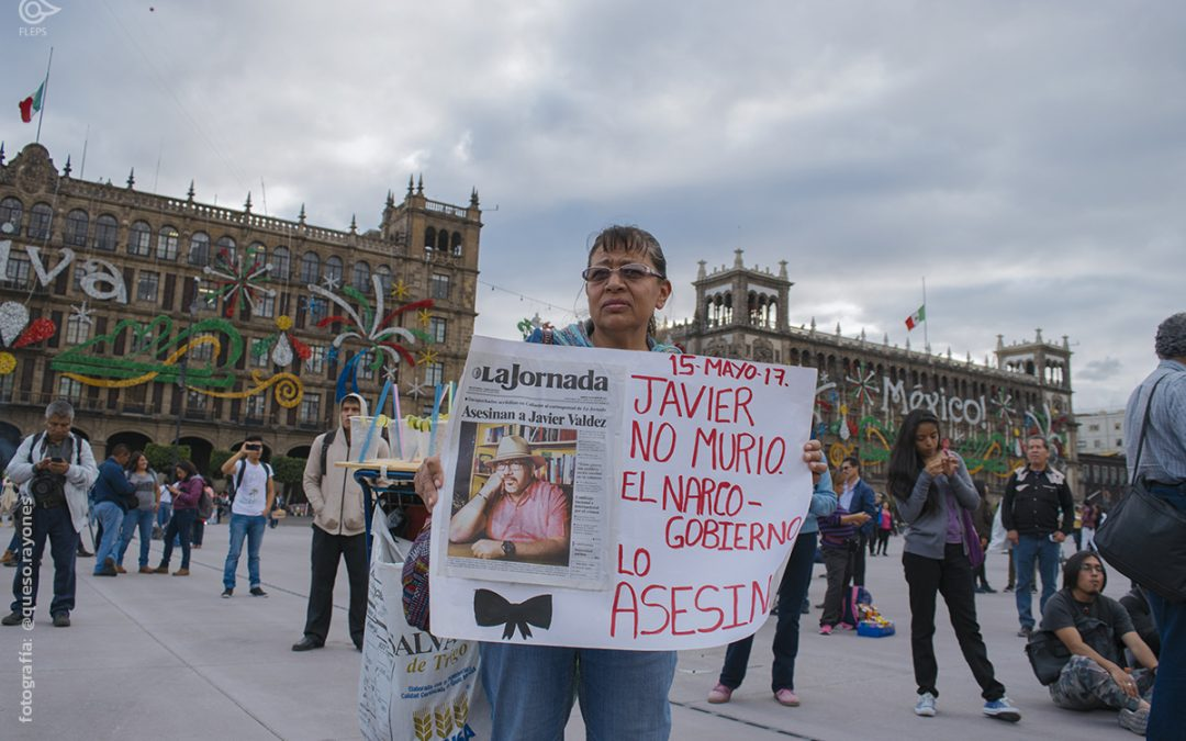 Violencia contra periodistas, sin justicia ni verdad.